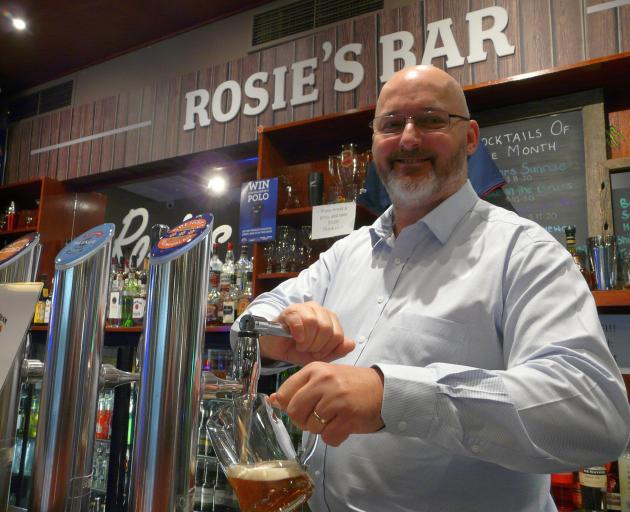 New Clutha Licensing Trust general manager Mike Curtis wants to turn fortunes around in its six South Otago businesses, including Balclutha's Rosebank Lodge (shown). Photo: Richard Davison