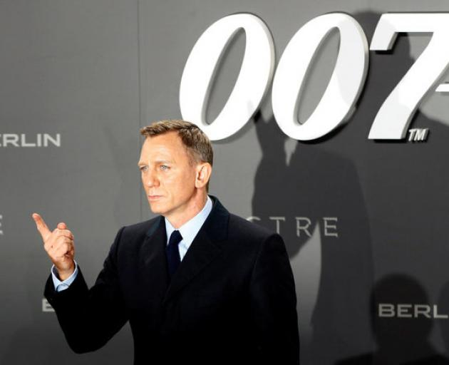 Craig has appeared four times as the spy with a taste for martini: in 'Casino Royale', 'Quantum...