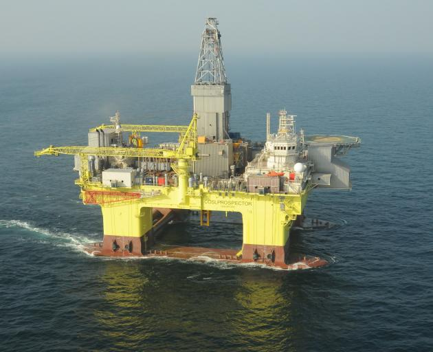 Drilling rig appalls Greenpeace | Otago Daily Times Online News