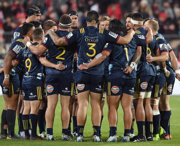 The Highlanders will have to make do without a host of first team regulars next season. Photo:...