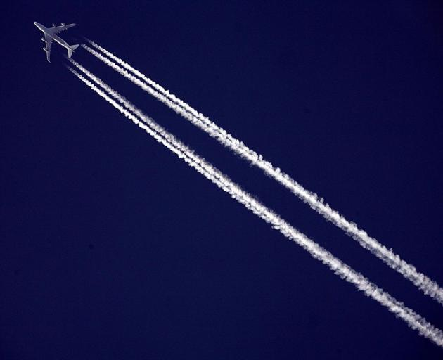''Flygskam'' is the feeling of being embarrassed or ashamed to take the plane because of the environmental impact. Photo: Getty Images