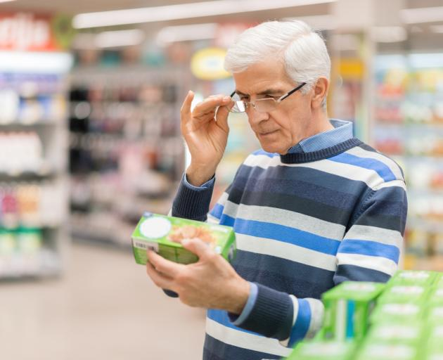 Only about 20% of packaged goods available in New Zealand and Australian supermarkets have a a...