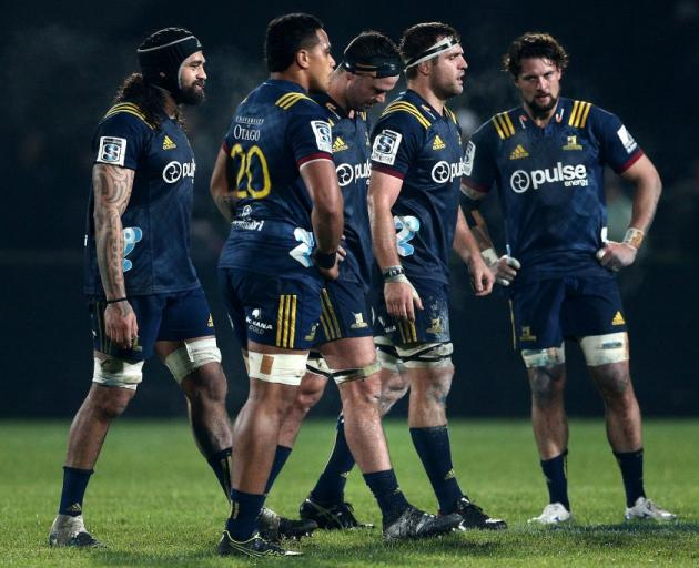 The Highlanders will not be approaching Friday's playoff match against the Crusaders as underdogs...