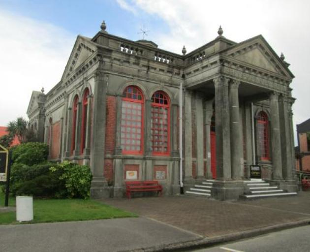 Hokitika Museum. PHOTO: HOKITIKA MUSEUM