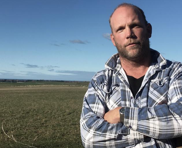 Waimate farmer Carl Jensen says people need to be aware of the impact that Mycoplasma bovis has...