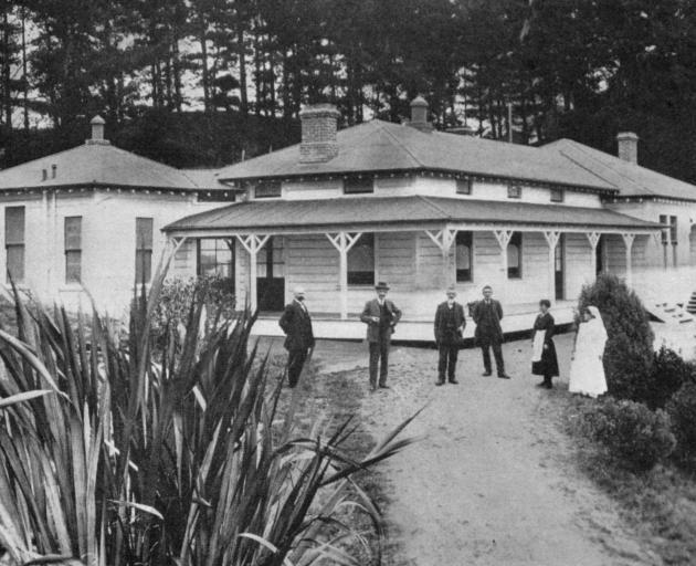 Kaitangata Cottage Hospital. - Otago Witness, 4.6.1919