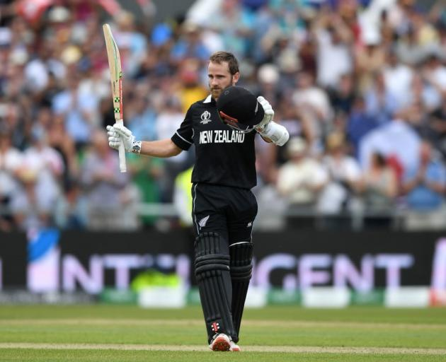 Kane Williamson has been key with the bat for the Black Caps, but the team's slow over-rate has...