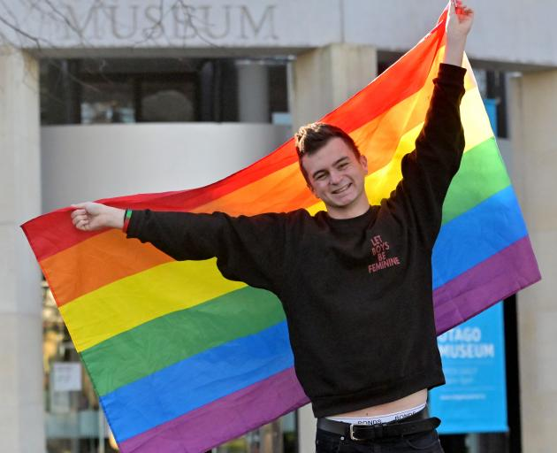 Inclusion will be a major focus of Dunedin Pride Inc's youth ball and hui this year, co-ordinator...