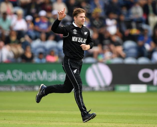 New Zealand bowler Lockie Ferguson. Photo: Getty Images