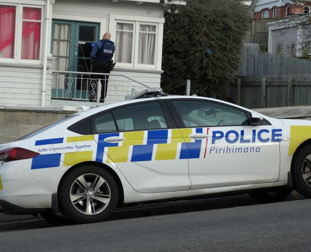 Two arrests after Oamaru police search | Otago Daily Times