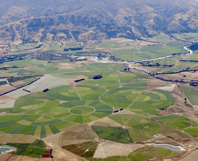 Intensive irrigated farms can be high users of electricity. PHOTO: STEPHEN JAQUIERY