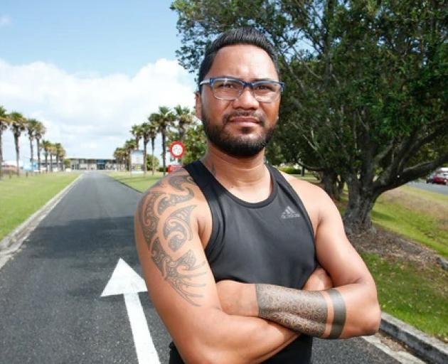 Sydney Heremaia said he was turned down for a job in March because of his tā moko. Photo: NZME.