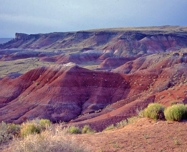 The Painted Desert. Photo: Arizona Tourism