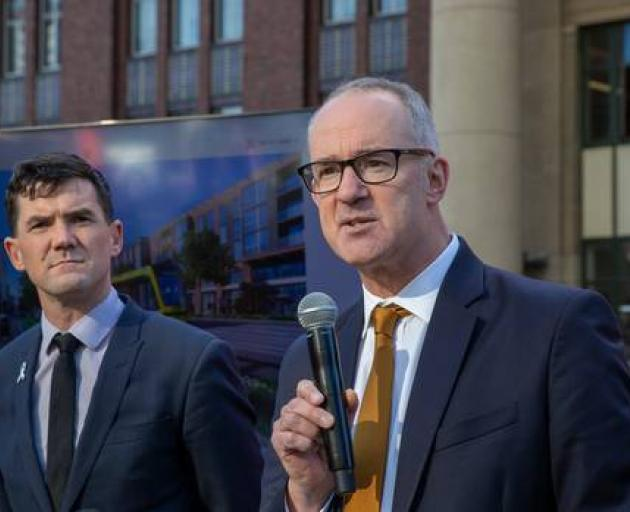 Transport Minister Phil Twyford said it was too soon to be talking about a review as there is...