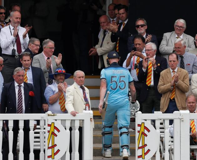 Lord's is referred to as the home of cricket. Photo: Reuters
