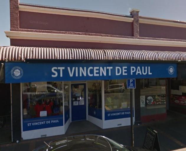 St Vincent de Paul in King Edward St. Photo: Google