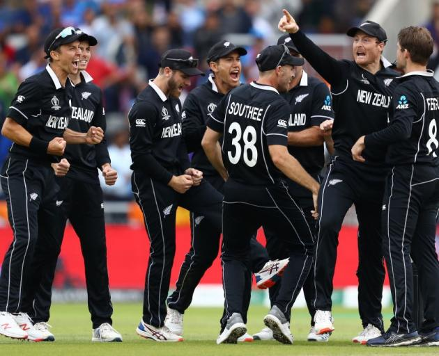 The Black Caps will need some more big plays to be England in the World Cup final. Photo: Getty...