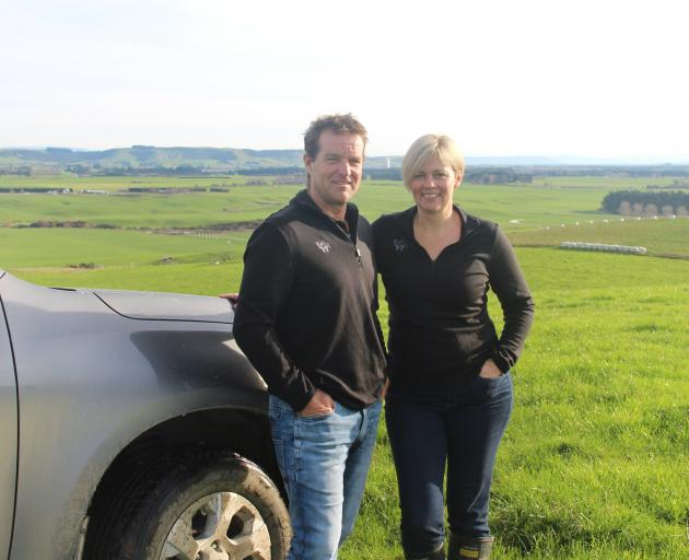 Southland farmers Mike and Kirsty Bodle believe farmers need to take an interest in the entire...