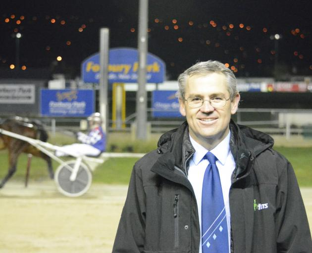 Craig Rail will call next month's harness racing at Forbury Park after becoming a contractor for...