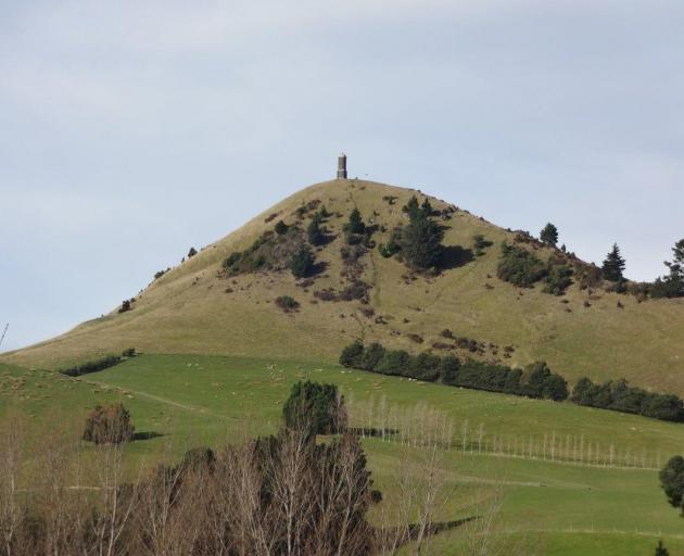 Panoramic views of Palmerston and the surrounding district draw many walkers to the Puketapu track each year. Photo: Bill Campbell
