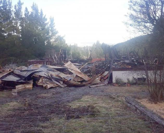 A Glenore family is counting the cost of under-insurance following a devastating house fire near...