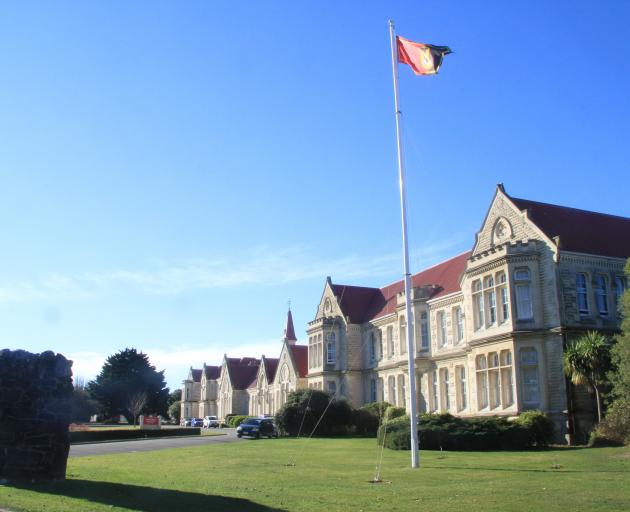 The flag has flown at Waitaki Boys' since 1883. The past five years have been a difficult period...