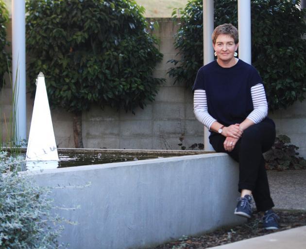 Waitaki Girls' High School old girl and third-generation North Otago woman Andrea Ludemann is the...