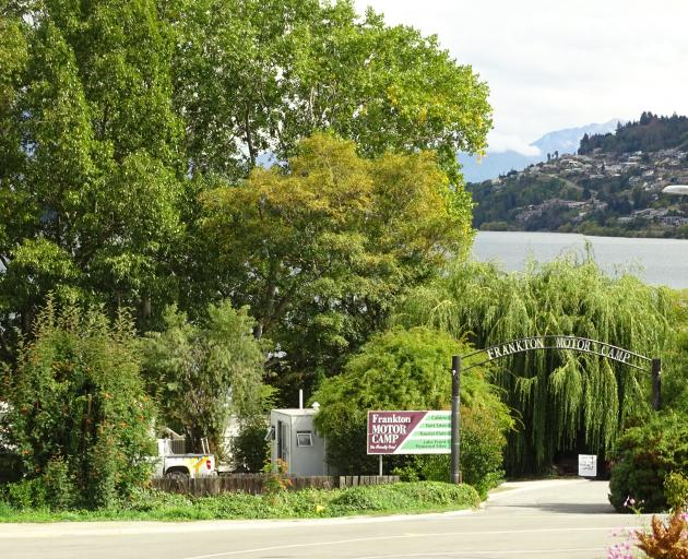 The Queenstown Lakes District Council has extended the lease of the Frankton Camp for 12 months,...