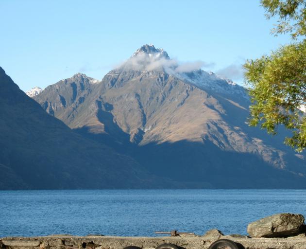 Lake Wakatipu. PHOTO: ODT FILES