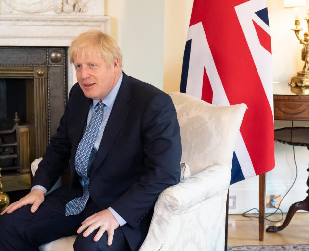 UK Prime Minister Boris Johnson. Photo: Getty Images