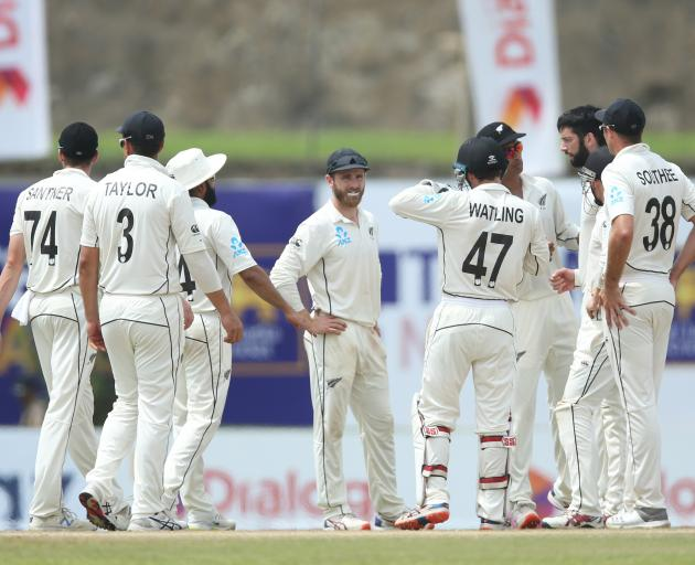 Sri Lanka end Black Caps' record run | Otago Daily Times