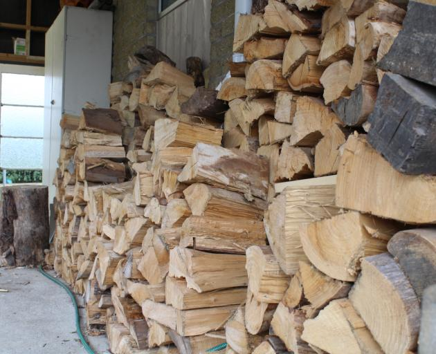 Southland residents are being advised by police to secure their property after firewood thefts in...