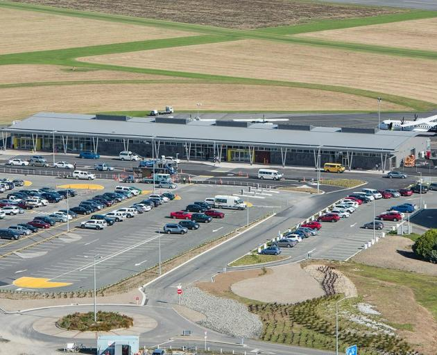 Invercargill Airport. Photo: ODT files