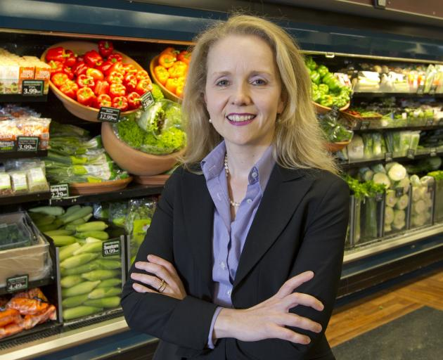NZ Food and Grocery Council chief executive Katherine Rich. Photo: NZ Herald