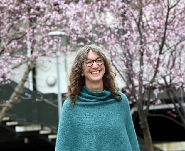 Prof Alison Phipps, of Glasgow, is visiting the University of Otago. PHOTO: GREGOR RICHARDSON