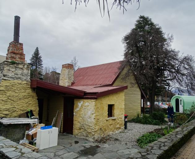 The Wakatipu Heritage Trust will receive a heritage grant of $4000 to strengthen these two...