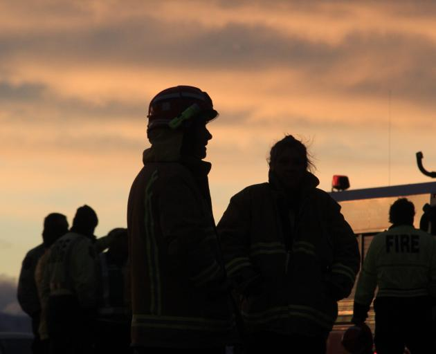 In about three hours, 14 fire crews managed to bring an estimated 1000ha vegetation fire under...