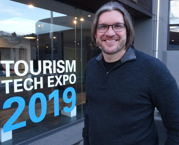 Startup Queenstown Lakes chief executive James Burnes, of Queenstown, expects the Tourism Tech...