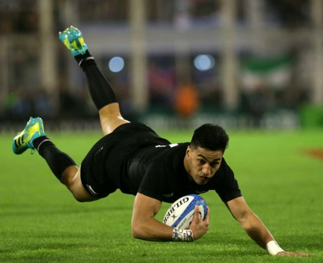 Rieko Ioane is a certainty to be on the plane to the World Cup. Photo: Getty Images