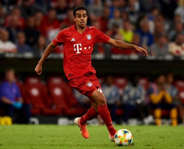 Sarpreet Singh has been under the eye of New Zealand during his early days at Bayern Munich....