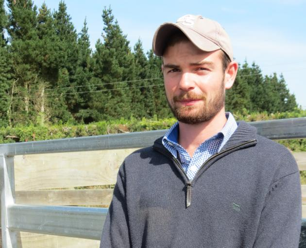 James Fox won the 2018 New Zealand Merino Fleece Young Judge of the Year competition in Hawke's Bay last year and is to represent New Zealand at the Perth Royal Show at the end of September. He is keen to hear from anyone who can provide merino fleeces to
