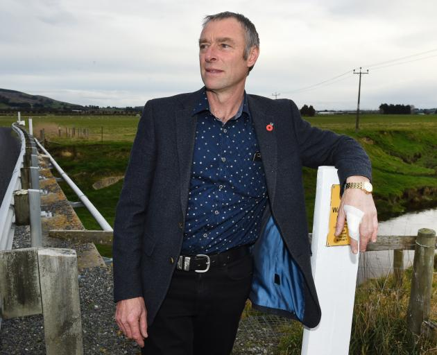Long-time Otago Regional Council chairman and councillor Stephen Woodhead is looking forward to a...