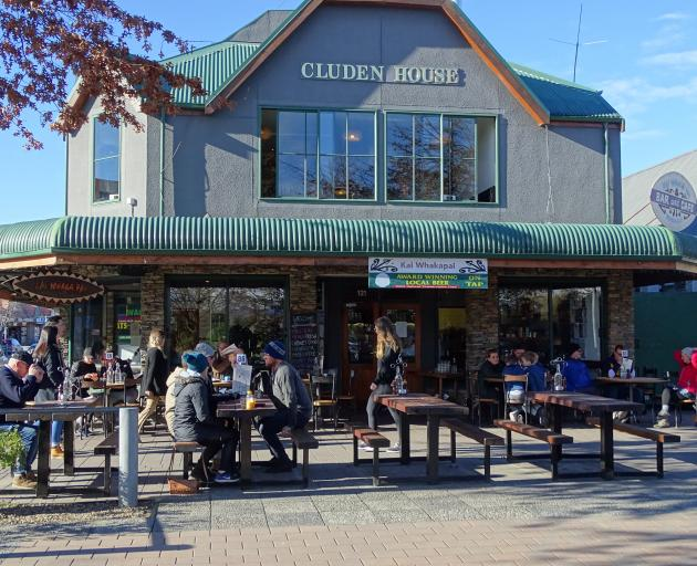General manager of Lake Wanaka Tourism James Helmore believes it is about making the Wanaka...