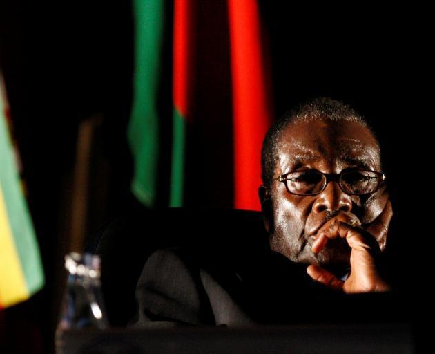 Robert Mugabe. Photo: Reuters