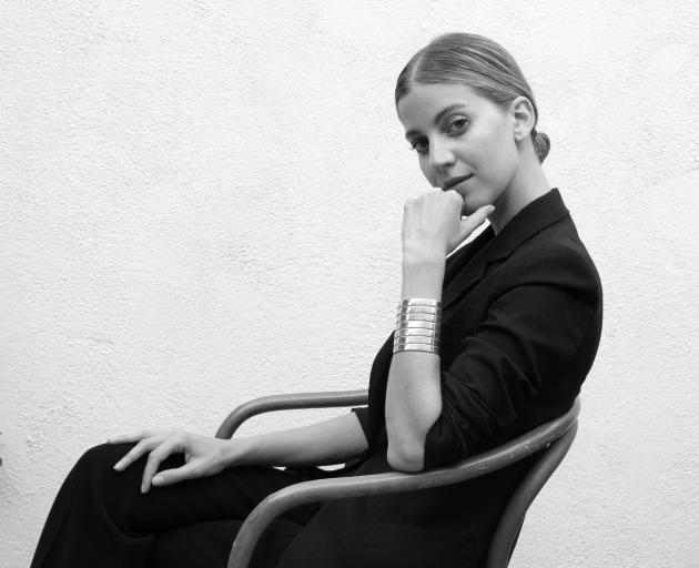 Jewellery designer Sophie Buhai in Los Angeles. Photos: Supplied