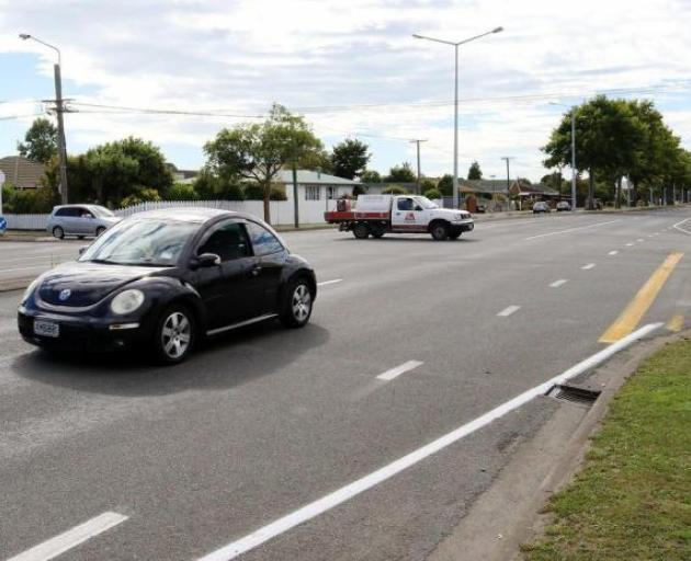 The Breens intersection may finally get traffic signals.