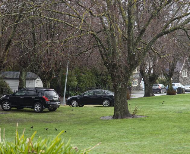 Cashmere Village Green