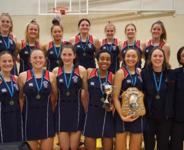 South Island champions CGHS are aiming for a top eight finish at the national secondary schools'...