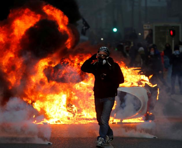 The gilets jaunes protests in France last year were a spectacular example of when a rising carbon...