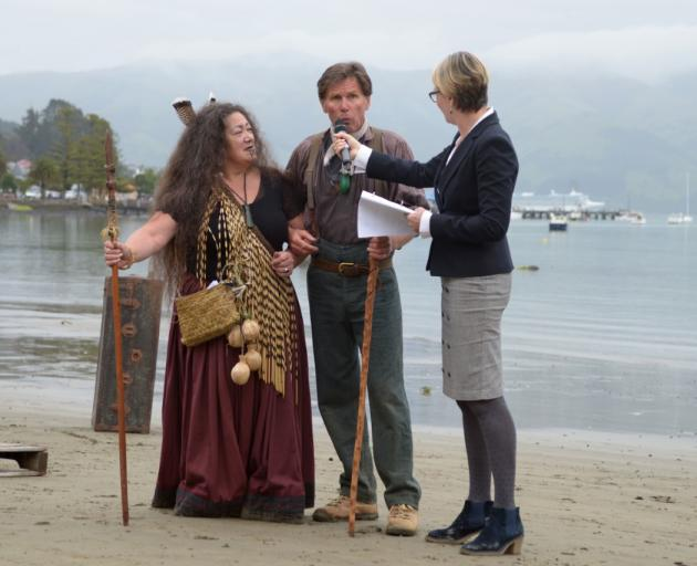 One of the main attractions at FrenchFest will be The Landing, a theatrical re enactment that...